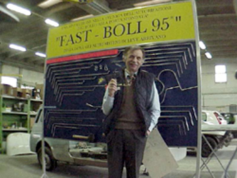 Brevetto fast boll 95 for Costi carrozziere